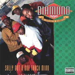 "Diamond And The Psychotic Neurotics - Sally Got A One Track Mind, 12"""
