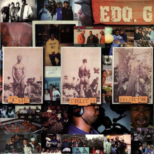 Edo G - The Truth Hurts, 2xLP