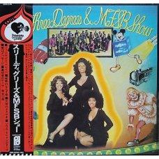 The Three Degrees & MFSB - The Three Degrees & MFSB Show, LP