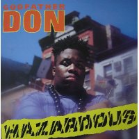 Godfather Don - Hazardous, LP