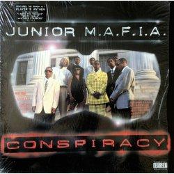 Junior M.A.F.I.A. - Conspiracy, 2xLP