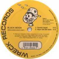 "Black Moon - Unreleased Beats Part 1, 12"""