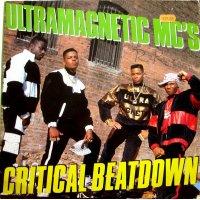 Ultramagnetic MC's - Critical Beatdown, LP