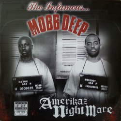 Mobb Deep - Amerikaz Nightmare, 2xLP