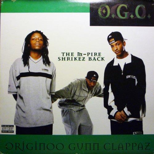 O.G.C. - The M-Pire Shrikez Back, 2xLP
