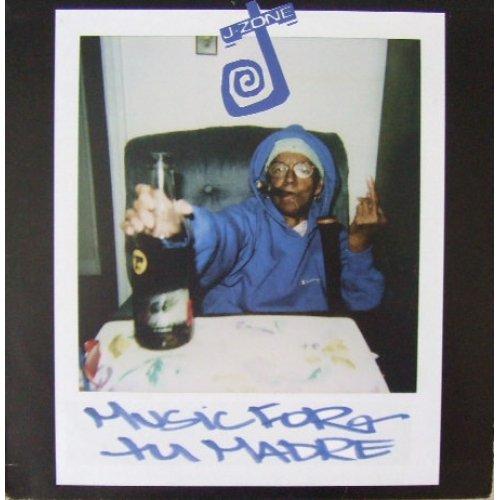 J-Zone - Music For Tu Madre, LP, Repress