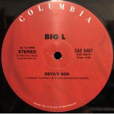 "Big L - Devil's Son, 12"", Reissue"