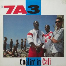 The 7A3 - Coolin' In Cali, LP