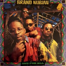 Brand Nubian - One For All, LP