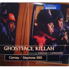 "Ghostface Killah - Camay / Daytona 500, 12"", Promo"
