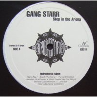 Gang Starr - Step In The Arena Instrumental, LP