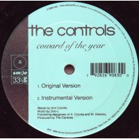 """The Controls - Coward Of The Year, 12"""""""