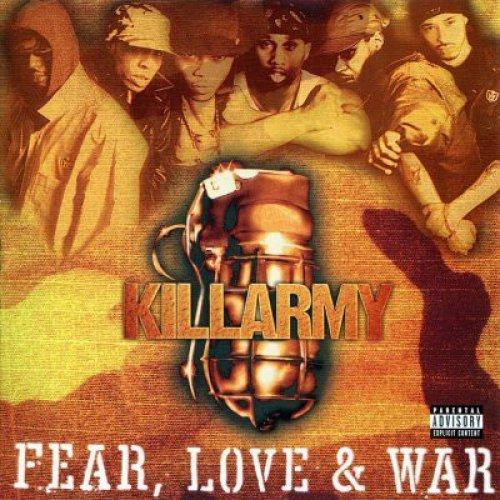 Killarmy - Fear, Love & War, 2xLP