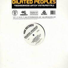 Dilated Peoples - Neighborhood Watch Instrumentals, 2xLP