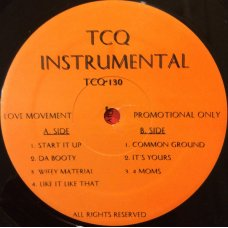 A Tribe Called Quest - Instrumental, 2xLP