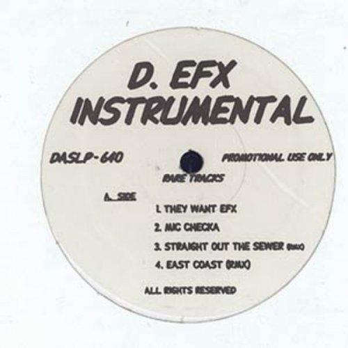 Das EFX - Instrumental, LP