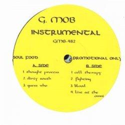 Goodie Mob - Soul Food Instrumentals, 2xLP, Promo, Reissue