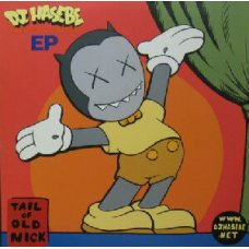 """DJ Hasebe - Tail Of Old Nick EP, 12"""""""