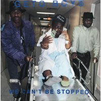 Geto Boys - We Can't Be Stopped, LP