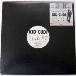 """Kid Cudi - Erase Me / Memories / That Tree, 12"""", Promo"""