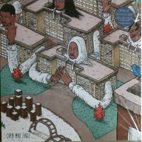 Open Mike Eagle - Brick Body Kids Still Daydream, LP