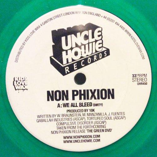 "Non Phixion - We All Bleed, 7"""