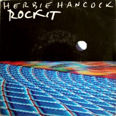 "Herbie Hancock - Rockit, 7"""