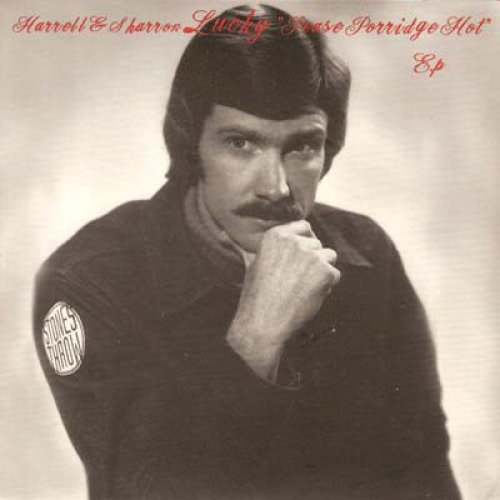 "Harrell & Sharron Lucky - Pease Porridge Hot EP, 7"", EP"