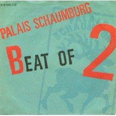 """Palais Schaumburg - Beat Of 2, 7"""""""
