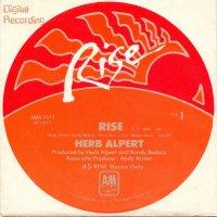 "Herb Alpert - Rise, 7"""
