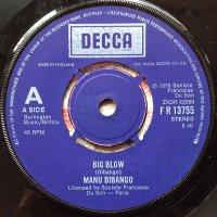 """Manu Dibango - Big Blow, 7"""""""