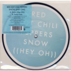 """Red Hot Chili Peppers - Snow ((Hey Oh)), 7"""""""