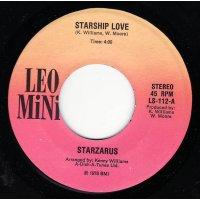 "Starzarus - Starship Love, 7"""