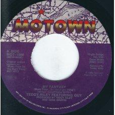 """Teddy Riley Featuring Guy - My Fantasy, 7"""""""