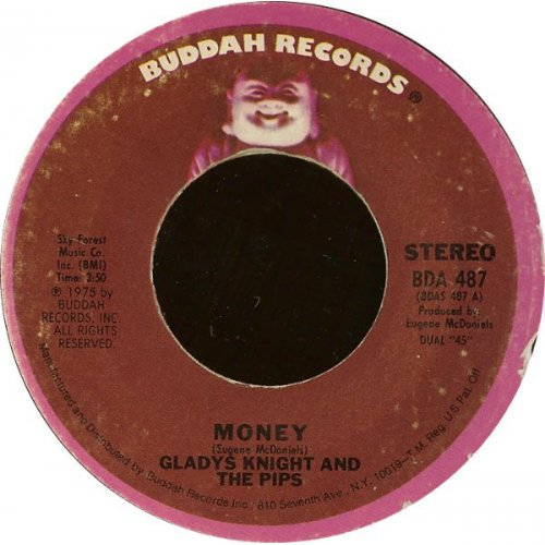 """Gladys Knight And The Pips - Money, 7"""""""