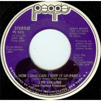 """Lyn Collins - How Long Can I Keep It Up, 7"""""""