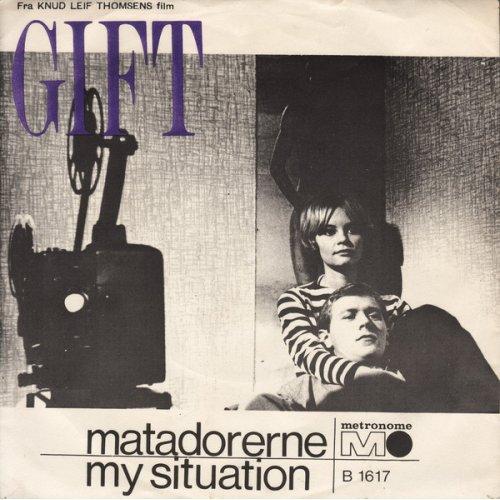 """Matadorerne - My Situation, 7"""""""