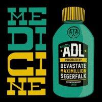 "ADL - Medicine, 7"""