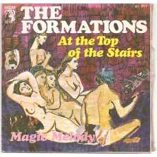 """The Formations - At The Top Of The Stairs , 7"""""""