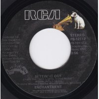 """Enchantment - Settin' It Out / Are You Ready For Love, 7"""""""