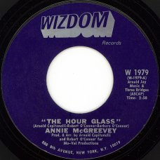 """Annie McGreevey - The Hour Glass / When Will Spring Return, 7"""""""