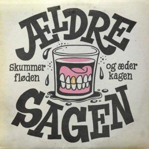 Ældre Sagen - Skummer Fløden, LP
