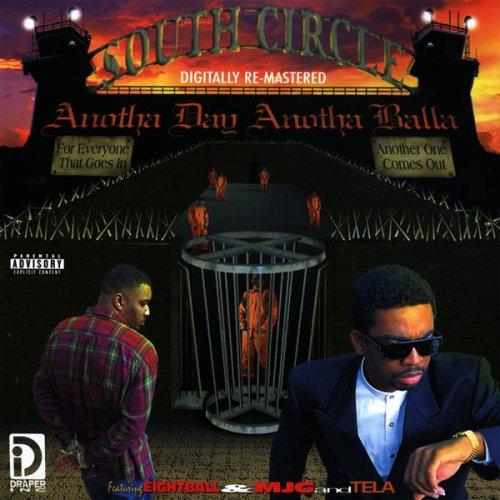 South Circle - Anotha Day Anotha Balla, 2xLP, Reissue