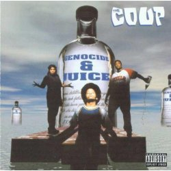 The Coup - Genocide & Juice, LP, Reissue