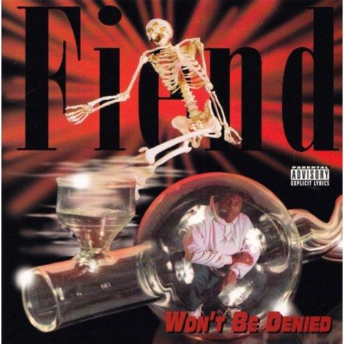 Fiend - Won't Be Denied, LP, Reissue