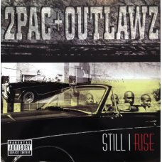 2Pac + Outlawz - Still I Rise, 2xLP