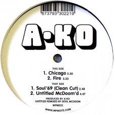 """A-Ko - Chicago, 12"""""""