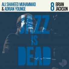 Brian Jackson / Ali Shaheed Muhammad & Adrian Younge - Jazz Is Dead 8, LP (Blue Vinyl)