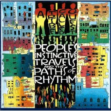 A Tribe Called Quest - People's Instinctive Travels And The Paths Of Rhythm, CD, Reissue