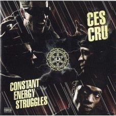 Ces Cru - Constant Energy Struggles, CD